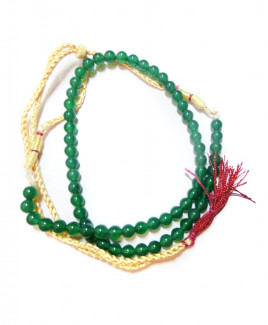 Green Onyx Mala / Rosary - 06 mm