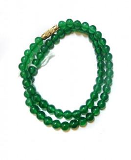 Green Onyx Mala / Rosary - 06 mm (MAGO-002)