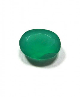 Green Onyx Oval Mix Gemstone - 7.25 Carat (ON-13)