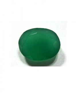 Green Onyx Oval Mix - 12.85 Carat (ON-35)