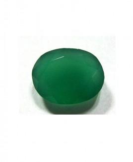 Green Onyx Oval Mix Gemstone - 12.85 Carat (ON-35)
