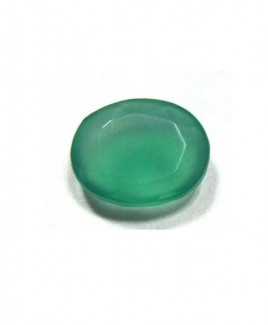 Green Onyx Oval Mix Gemstone - 4.35 Carat (ON-43)