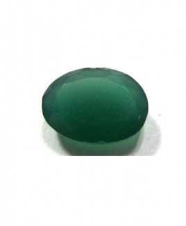 Green Onyx Oval Mix Gemstone - 3.20 Carat (ON-05)