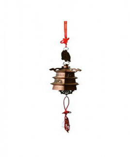 Pagoda Bell - 28 cm