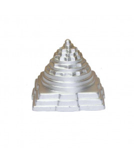 Parad (Mercury) Meru Shri/ Shree Yantra - 480 gm (PAMS-002)