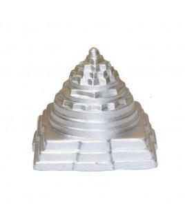 Parad (Mercury) Meru Shri/ Shree Yantra - 131 gm (PAMS-004)