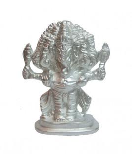 Parad (Mercury) Panchmukhi Ganesh - 195 gm (PAGN-006)
