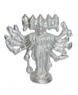 Parad (Mercury) Panchmukhi Hanuman - 300 Gm - (PAHN-002)