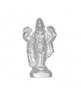 Parad (Mercury) Vishnu Idol - 100 gm (PAVI-001)