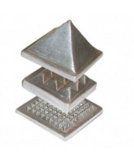 Parad  Vastu Yantra Pyramid -1200 Gm-  (PAPY-008)