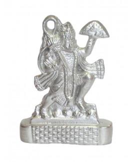 Parad (Mercury) Hanuman in Silver- 100 Gm-  (PAHN-001)