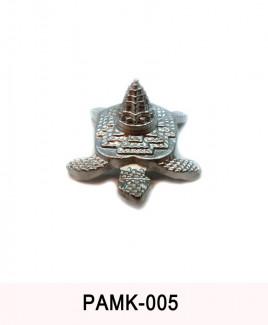 Parad (Mercury) Meru Kachap Shri Yantra - 160 gm (PAMK-005)