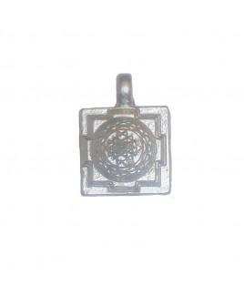 Parad Meru Shree Yantra Pendant (PAMP-001)