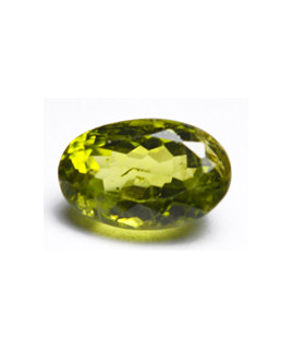Peridot Gemstone Round - 4.65 Carat (PD-01)