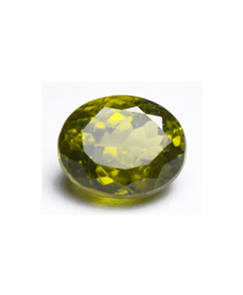 Peridot Gemstone Oval Mix - 3.75 Carat (PD-02)