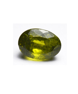 Peridot Gemstone Oval Mix - 4.05 Carat (PD-09)