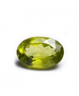 Peridot Gemstone Oval Mix 3.7 Carat (PD-12)