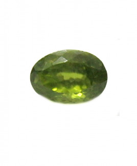 Peridot Gemstone Oval Mix 4.05 Carat (PD-19)