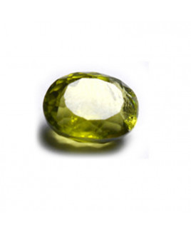 Peridot Gemstone Olive Green 3.75 Carat (PD-31)