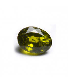 Peridot Gemstone Olive Green 4.65 Carat (PD-34)