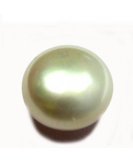 Natural Pearl Round Gemstone - 6.55 Carat (PE-13)