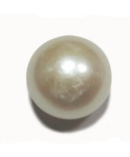 Natural Pearl Round Gemstone - 4.60 Carat (PE-16)