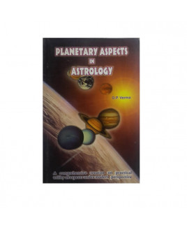 Planetary Aspects In Astrology (BOAS-0693)