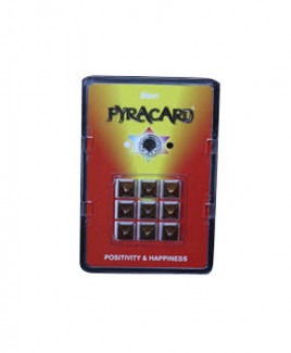 Pyracard - Positivity & Happiness Card- (PCPH-001)