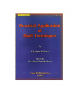Practical Applications of Nadi Techniques by K B Gopal Krishnan (BOAS-0127)