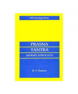 Prasna Tantra (Horary Astrology) By  B.V. Raman in English - (BOAS-1004)