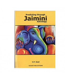 Predicting through Jaimini Astrology by V. P. Goel (BOAS-0228)