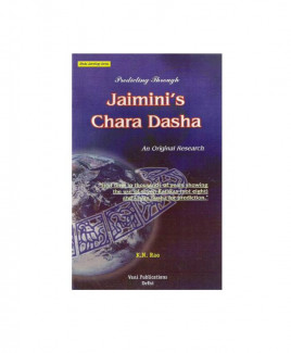 Predicting through Jaimini's Chara Dasha by K N Rao (BOAS-0117)