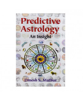 Predictive Astrology (An Insight) in English -Paper Back- (BOAS-0897)