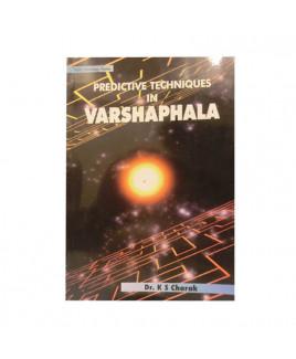 Predictive Techniques In Varshaphala -(BOAS-0721)