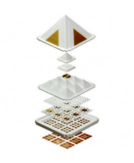 Promax (ultimate pyramid yantra for property vastu Pyramid) - (PVPR-001)