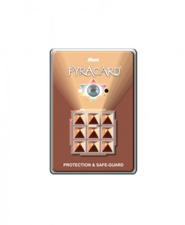 Pyracard - Protection & Safe-Guard Pyramid (PCPS-001)