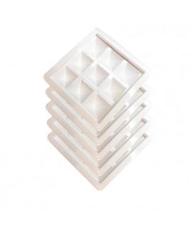 Pyra Tray Pyramid -(Set of 5)- (PVTY-001)