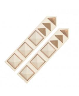 Pyra Arrow Pyramid  (Set of 2)- (PVAR-001)