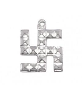 Parad (Mercury) Swastik Pyramid - 50 gm (PASWP-001)