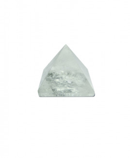Quartz Crystal Pyramid - 2 cm (PYNC-001)