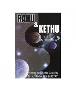 Rahu & Ketu In Brighu  Astrology in English -(BOAS-0746)