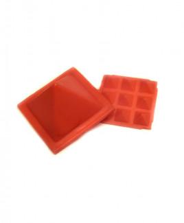 Red Pyramid - 3 cm (PYRD-002)
