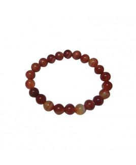 Red Carnelian Bracelet (BRRC-001)