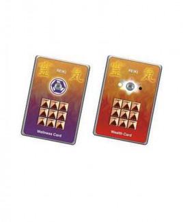 Reiki Card- Set Pyramid -(HERCS-001)