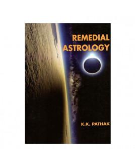 Remedial Astrology by K. K. Pathak (BOAS-0259)