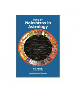 Role of Nakshtras in Astrology by Raj Kumar - English (BOAS-0167)