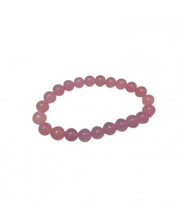 Rose Quartz Bracelet (BRRQ-001)