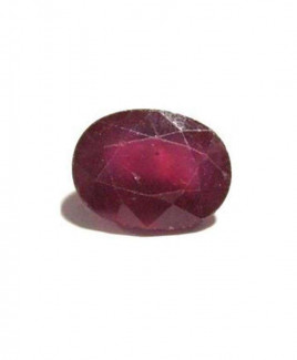 Natural Ruby Manikya - (Chuni) Oval Mix Gemstone  - 8.05 Carat (RU-02)