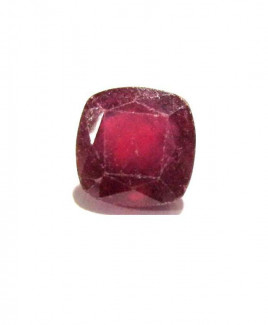 Natural Ruby Manikya - (Chuni) Oval Mix Gemstone- 6.30 Carat (RU-10)