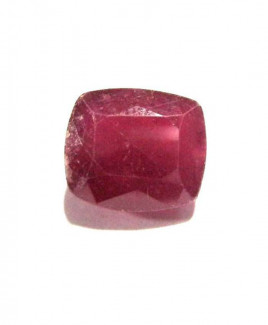Natural Ruby Manikya - (Chuni) Cushion Mix Gemstone - 8.65 Carat (RU-12)